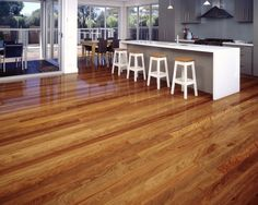 Big River Solid and Overlay T&G Flooring - available in a range of timbers, subject to availability.