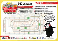 Race 1 indonesia cup 2016. Winner in this event will get exclusive invitation to race against racer from around the world in INDONESIA CHALLENGE 2016 in GRAHA TAMIYA tangerang on January 24. Join my group for more info. ..