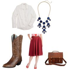 Fieldwork Fashion - Outfit 27