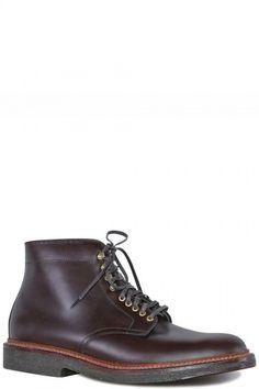 Alden Boots - Pegasus Calfskin Plain Toe Boot 4513H,