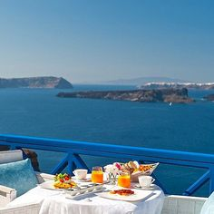 Tag your friends that would like to have breakfast here | Astarte Suites Hotel | #Santorini