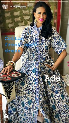 Batik Dress, Caftan Dress, Arab Fashion, India Fashion, African Fashion Dresses, African Dress, Party Wear Dresses, Casual Dresses, Estilo Abaya