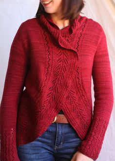 Ravelry: Nascent pattern by Amanda Woeger
