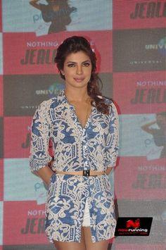 Priyanka At Jealous 21 Brand Promotions