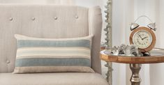 Samuel and Sons Passementerie Samuel And Sons, Passementerie, Bed Pillows, Pillow Cases, Living Room, Inspiration, Home, Ocean, Style