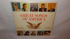 Mary Martin, Robert Goulet, The Brothers Four, Norman Luboff, Mitch Miller, are just some of the artist on this record. Record label: Columbia made for Goodyear. America the Beautiful. Ringing of the liberty bell. | eBay!