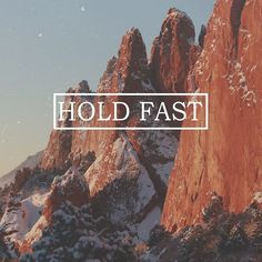Let us hold unswervingly to the hope we profess, for He who promised is faithful | Hebrews 10:23