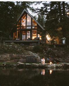 1002 best cabins and cottages images in 2019 sweet home american rh pinterest com