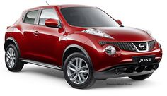 Nissan JUKE 2013 - 4 door version?