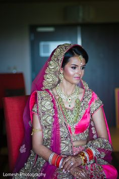 Bridal Portrait http://www.maharaniweddings.com/gallery/photo/41903