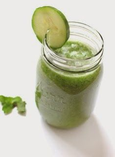 fashionsandwich: Health: Cleansing smoothies