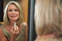 How to Apply Eye Makeup on Older Women | eHow