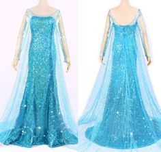 NOTE: IF YOU PLAN TO WEAR THIS DRESS ON CHRISTMAS 2014 ITS TIME TO ORDER NOW TO ARRIVE IN TIME. THIS DRESS WILL ARRIVE BEFORE CHRISTMAS.  FEATURES: Product type: teen girls/adult size Frozen Material: