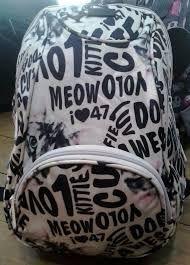 Resultado de imagen para mochilas de 47 street 2016