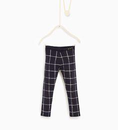 ZARA - KIDS - Printed leggings
