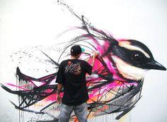 Street Art in São Paulo