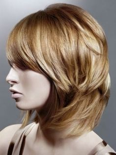 Flirty Medium Haircut Trends - Look no further for your dream 'do as these flirty medium haircut trends will provide you with the most impressive hairstyle inspiration. Going medium is a fail-safe option to glam up your look.