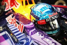 Vettel (Bahrain Testing 2014)