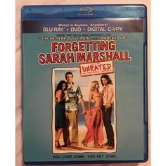 Forgetting Sarah Marshall, Blu-Ray/DVD - Mercari: Anyone can buy & sell 40 Year Old Virgin, Movies For Sale, New Boyfriend, 40 Years Old, Knock Knock, Breakup, Forget, Digital, Breaking Up