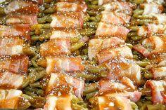 Jolts & Jollies: Sweet Green Bean Bundles