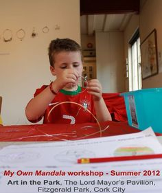 Kids workshops facilitated by Art in the Park artist resident Patricia Gurgel-Segrillo: Kids Workshop, Art In The Park, Cork City, Lord, Education, Artist, Artists, Onderwijs, Learning