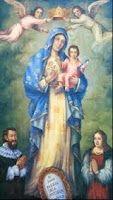 Oracion a SANTA MARIA LA ANTIGUA