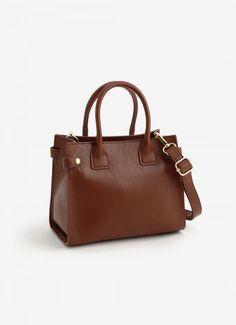 フェイクレザーミニバッグです。こちらの商品はPLSTオンラインストアにて購入できます。
