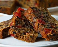 The Belly Rules : My Best Fruitcake