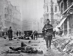 Sad ending in Berlin 1945