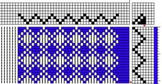 There was a question over at Weavolution about adding plain weave borders to a waffle weave. As the asker had 4 empty shafts on her loom. Waffle, Loom, Empty, Weave, Ads, This Or That Questions, Loom Knitting, Loom Weaving, Waffles