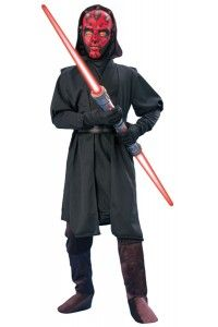 Star Wars Darth Maul Child Costume, Darth Maul Costume, Darth Maul Deluxe Costume, Darth Maul Kids Costume, Official Star Wars Costumes