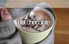 #Things I love about winter - #Winter #Christmas