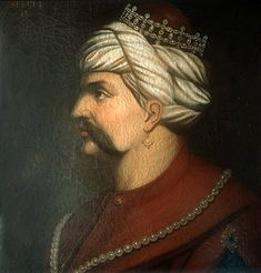 This is a picture of Selim i or Selim the Grim. He was one of the rulers of the Ottoman Empire.