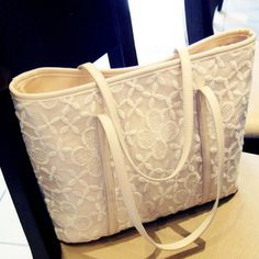 Shoulder Bags For Women Lace Leather Handbags Totes Bags For Women Handbags B334 $15.00