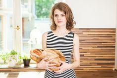 Domácí bageta: Tak dobrou v obchodě nekoupíte! Tacos, Bread, Food, Women, Women's, Breads, Baking, Meals, Yemek