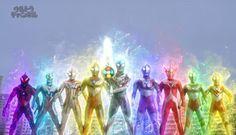 Ultraman Orb Final Episode Clips - The Power Of Our Bonds! Ultraman Tiga, Kamen Rider, New Beginnings, Rafting, Godzilla, My Childhood, Finals, Bond, Geek Stuff