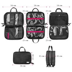 ZOEVA Make-Up Tote Zoe Bag Make-up Tasche online kaufen bei Douglas.de