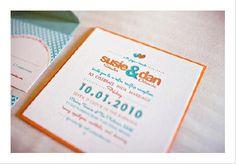 DIY: Invitation de mariage originale gratuite