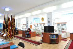 Музей истории Университета Desk, Furniture, Home Decor, Desktop, Decoration Home, Room Decor, Table Desk, Home Furnishings, Office Desk