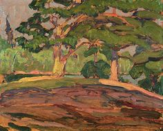 J E H MacDonald The Narrows, Gull River Canadian Painters, Canadian Artists, Franklin Carmichael, Tom Thomson, Group Of Seven, National Art, Modern Artists, Tree Art, Impressionism