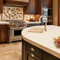 Perugio  Patterened Tile Kitchen Backsplash