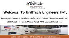 Brilltech Engineers Pvt. Ltd, being the most-successful Fire Panel Manufacturers have all types of electrical panels to offer in varied options. You shouldn't hesitate to consider us if you have any query because we have the best team to support our customers.