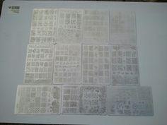 HK plates  set 11pcs aliexpress