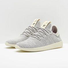 cd95ab6583a6 Mens Shoes - adidas Originals PW Tennis HU - Grey - AC8698 Williams Tennis