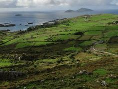 Ring of Kerry, Ireland.  Photos by Erin Patters C. 2013