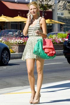 《Gossip Girl》Serena 的超型格穿搭回顧!