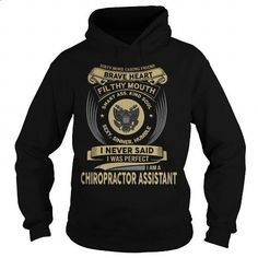 CHIROPRACTOR ASSISTANT - #shirts for men #fishing t shirts. CHECK PRICE => https://www.sunfrog.com/LifeStyle/CHIROPRACTOR-ASSISTANT-123721431-Black-Hoodie.html?60505