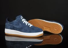 NIKE AIR FORCE 1 DECONSTRUCT PRM SUEDE PACK