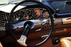Cockpit Citroen DS 21 Cabrio von Rähn Willem