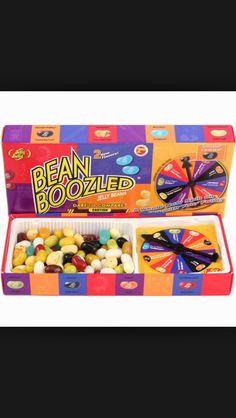 Bean boozled, jelly bean challenge